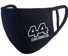 Lewis Hamilton F1 Protective Face Covering Mask Double Layer Washable Reusable