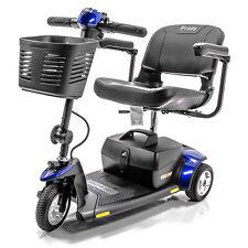 NEW SC40E Pride Mobility GO-GO Elite Traveller Scooter 18AH  + HUGE BUNDLE