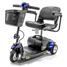 Pride Mobility GO-GO Elite Traveller Scooter SC40E w/ Free 18AH Battery UPGRADE