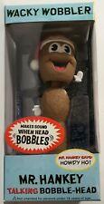 Funko Wacky Wobbler South Park Mr. Hankey Talking Bobble-head