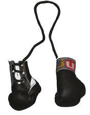 Ju-Sports- Schlüsselanhänger Boxhandschuh (paar). 9cm. Souvenier. schwarz.
