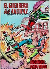 EL GUERRERO DEL ANTIFAZ (Reedición color) nº:  83.  Valenciana, 1972-1978.