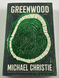 Greenwood By Michael Christie Domestic Historical Fiction Paperback Book