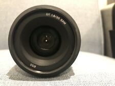 Sony A-mount DT 35mm f/1.8 SAM Lens - SAL35F18 -