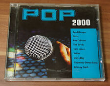 POP 2000 Musik-CD Cyndi Lauper Doris Day Roy Orbison Tom Jones uvm.