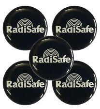 5x EMF Protection Quantum Scalar Anti Radiation  Phone Mobile Sticker RADI SAFE