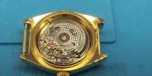 Authentic 25 Jewel ETA 2671 Automatic new old stock