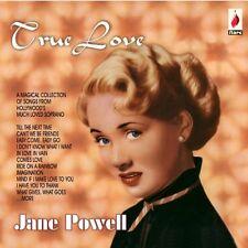 Jane Powell - True Love [New CD] UK - Import