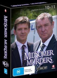 Midsomer Murders - Season 10-11 | Boxset DVD