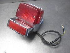 1981 - 1983 Yamaha Maxim 550 XJ550 Tail Light Brake Light