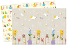 *Open Box* Parklon Pure Soft Mat Yellow Bear Little Star / Abc (Large)