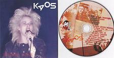 Kaos - Betonska Djeca CD Pankrti Paraf Pekinska Patka Ex-Yugoslavia Synth Punk