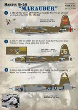 Print Scale 1/144 Martin B-26 Marauder # 14407