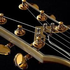 The STRING BUTLER V2 GOLD GUITAR -THIN FINISH LIM RUN - NEW WORLD OF TUNING