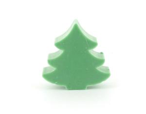 Savon de Marseille French Natural Soap Organic Shea Butter 50g Christmas Tree
