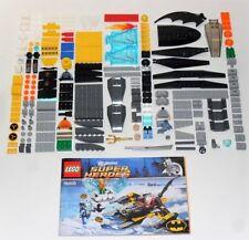LEGO 76000 Arctic Batman Vs Mr Freeze Aquaman On Ice. Retired ,100% complete.