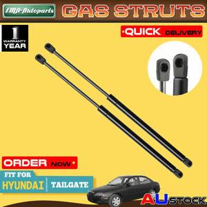 2x For Hyundai Elantra XD Series 2001 2002-2006 Hatchback Tailgate Gas Struts