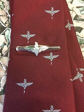 1st Battalion Parachute Regiment Regimental (Crest) Tie and Tie Bar 1 Para