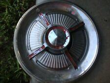 "VTG Original 1965 FORD Galaxie 500 LTD 15"" Wheel Cover Hub Cap SET Of 4"