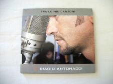 """Biagio Antonacci """"Tra le mie canzoni"""" CD MUSICALE"""