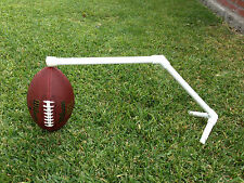 Football Kicking Holder Tee. White with rubber tip for better grip. 223 Sold