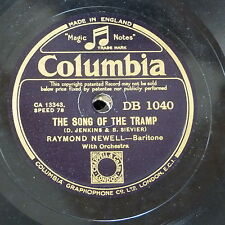 78 tr/min Raymond Newell Song of the Tramp/Devil May Care