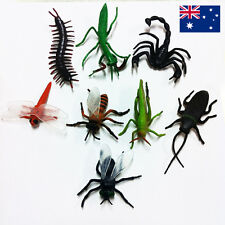 Insect Animal Model Figurine Plastic Kids Children Toy Home Garden Decor Sciencs