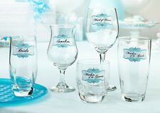 Set of 20 Bridal Shower Glass Clings Bridal Shower Party decorations