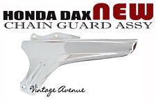 HONDA DAX ST50 ST70 CT70 CHROME STEEL CHAIN GUARD [K]