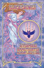 Black Crowes 2005 Tulsa Oklahoma Original Concert Poster Signed