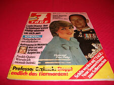 140 7 Tage 1981 Nr. 22 Lady Diana * Charlie Rivel * Die Hornettes * Hans Harster