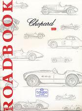Chopard Katalog Nr. 36 Roadbook Uhren Uhrenprospekt 2001 (D) brochure watches