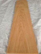 """98.4/"""" x 7.4/""""  Wood Veneer Sheet Oak veneer  2500mm x 190mm"""