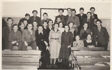 Foto Schulklasse Dahme Mark Klassenzimmer