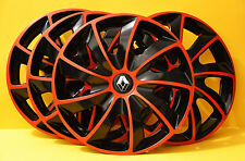 "14"" Renault Clio,Kangoo,Megane...etc.  WHEEL TRIMS/COVERS, HUB CAPS,Quantity 4"