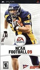 NCAA Football 09 (Sony PSP, 2008)