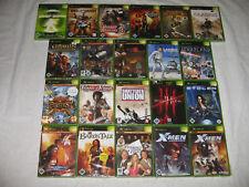 Divers Xbox-Jeux ~ NEUF & soudés ~ NEW & SEALED