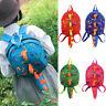 Children Kids Cute 3D Dinosaur Bookbag Outdoor School Boys Girls Backpacks Bags