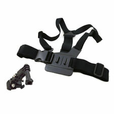 Chest Harness Chest Strap Belt Mount with 3way Adjustment Base gopro 6 5 4 3 2 1