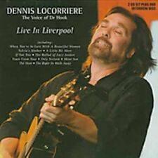 Dennis Locorriere - Live in Liverpool [New CD] UK - Import