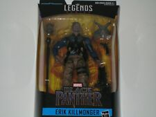 2018 MARVEL LEGENDS M'BAKU SERIES : ERIK KILLMONGER  ACTION FIGURE