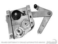1964-1967 Ford Mustang Quarter Window Regulator - Left Hand Quality Scott Drake