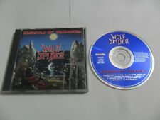 Wolf Spider - Kingdom of Paranoia (CD 1990)  Heavy Metal / France Pressing