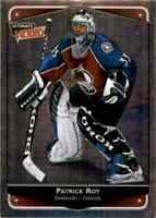 1999-00 Upper Deck Ultimate Victory Foil Parallel Patrick Roy #24