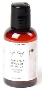 Eye Envy NR Tear Stain Remover Liquid Solution Removal System 2 oz Cat Dog Pet