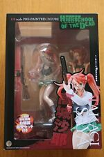 Chara-ani Highschool of the Dead Saya Takagi 1/8 PVC Figure Japan Dragon Age