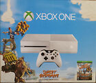New!! Microsoft XBOX One Console Sunset Overdrive Special White Edition Bundle!!