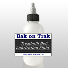 100% Silicone Oil Treadmill Belt Lubricant Lube