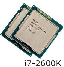 1PC Intel i7-2600K CPU Quad Core 8-Thread 3.4GHz 8M SR00C LGA 1155 Processor RHN