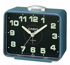 Casio - TQ-218-2EF - Réveil - Quartz Analogique - Alarme répétitive